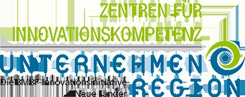 Zentren für Innovationskometenz – Unternehmen Region